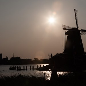 Holland, Netherlands, Windmill, Zaanse schans