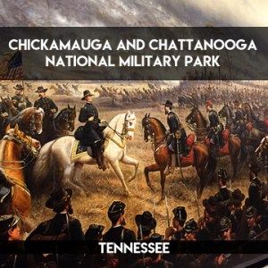 Chattanooga National Military Park    TERRAGOES.COM