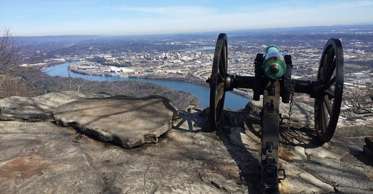Road Trip Pit Stops: Chickamauga and Chattanooga National Military Park || terragoes.com