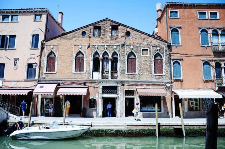 Bonus Adventuring to Murano & Burano