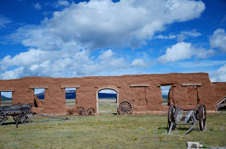 Chasing Ghosts at Fort Union National Monument