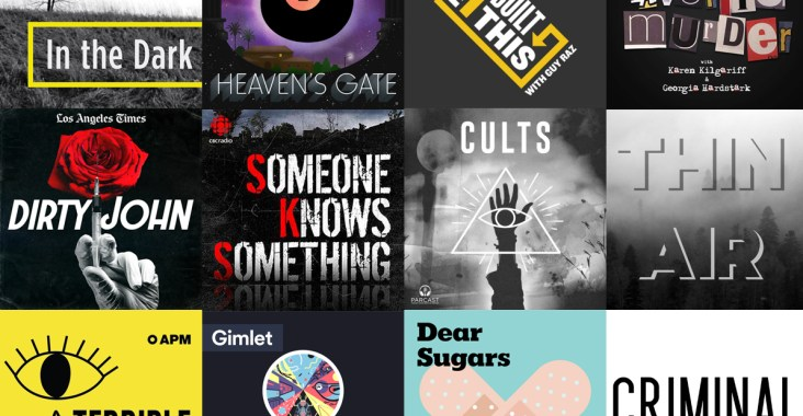 My Favorite Podcasts || TERRAGOES.COM