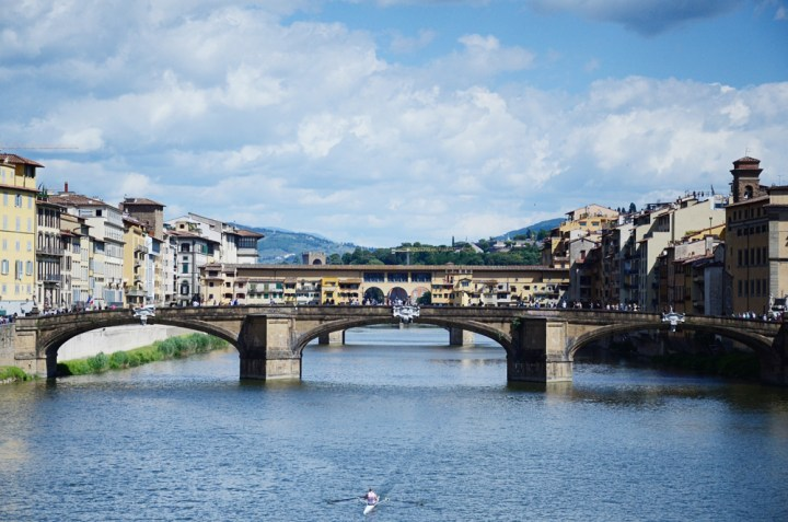 Florence & Destination Disappointment