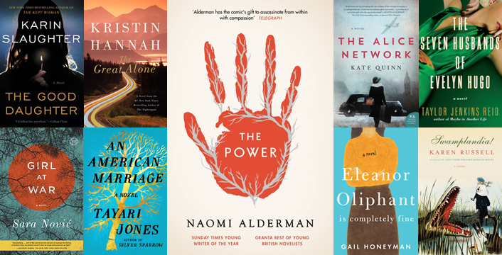 What I Read: The Best Books of 2018's 1st Quarter