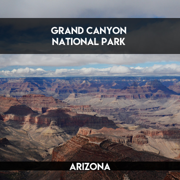 Grand Canyon National Park || terragoes.com
