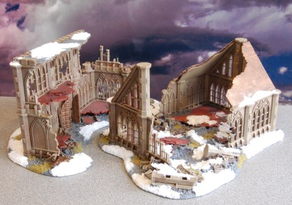 Pegasus hobbies buildings plus bits