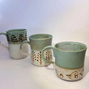 Taza cerámica