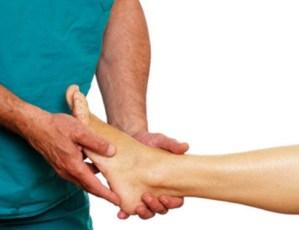 Trattamento del piede
