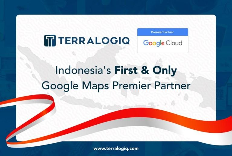Terralogiq Google Maps Premier Partner Indonesia