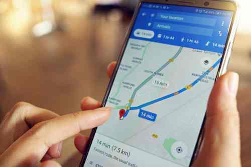 Cara Menghapus Lokasi di Google Maps source: https://www.itechguides.com/