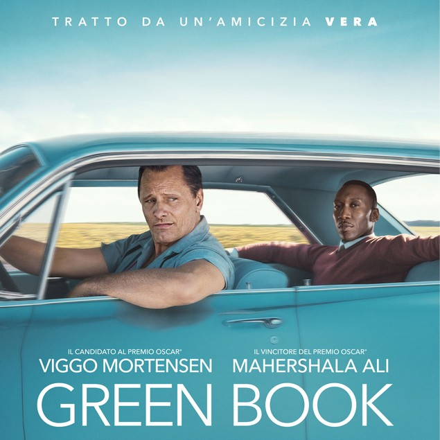 Green book di Peter Ferrelly