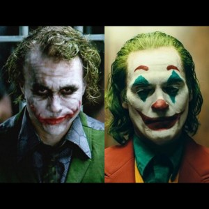 JOKER da Heath Ledger a Joaquin Phoenix