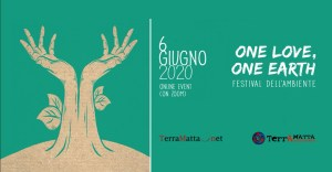 Festival Digitale dell'Ambiente – One Love, One Earth