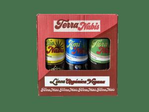Pack Orgánico Vegano Terranabis