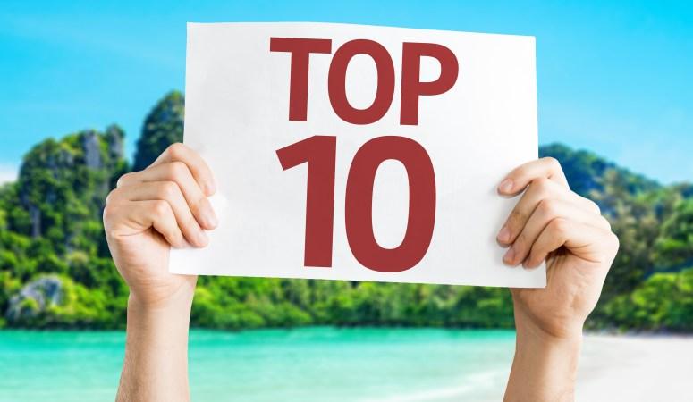 Ten Best ÜBER ADVENTURE Shows