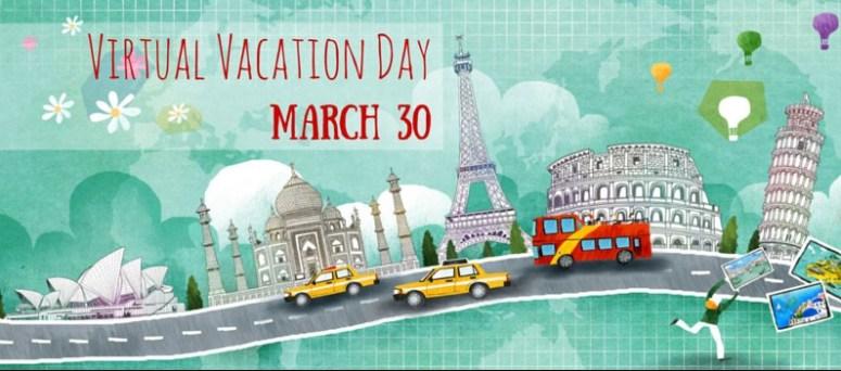 Virtual Vacation Day