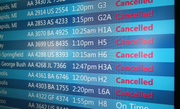 What To Do If Your Flight Gets Cancelled or Delayed