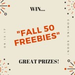 Biggest 2017 Event in the U.S. Happening This Month Plus Fall50Freebies!