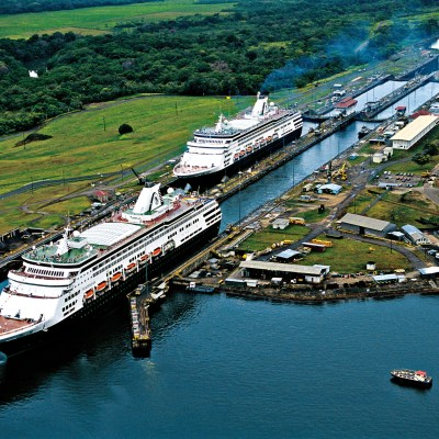 Deluxe Panama Canal Cruise for $39 a Day!