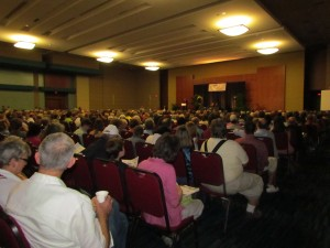 SC Book Festival crowd