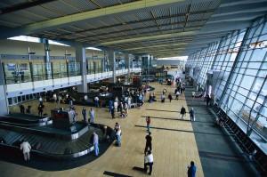 Baggage Claim at San Diego Airport