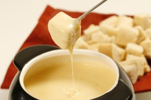 Halloween Recipe: Best Cheese Fondue