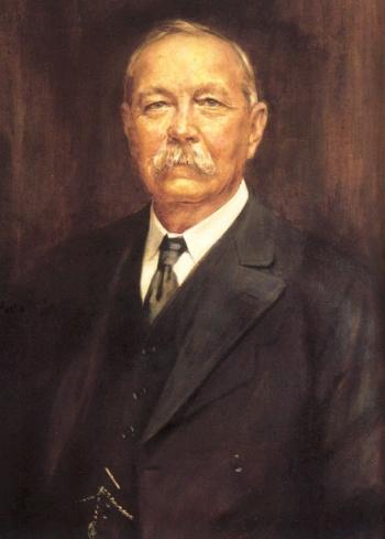 2 Sir Arthur Conan Doyle | World's End