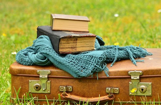 ma vie dans une valise