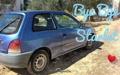Bye Bye Starlet, je t'aimais tant…