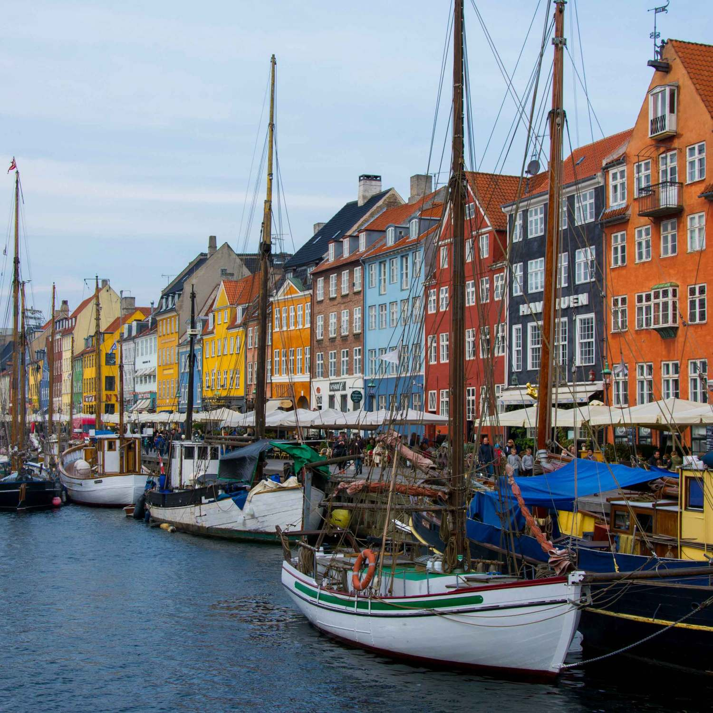 Danemark - balade le long du port