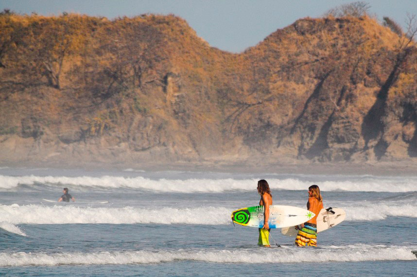 Costa Rica in high season