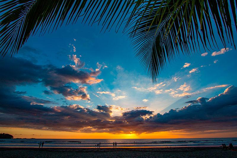 Costa Rica in the high season