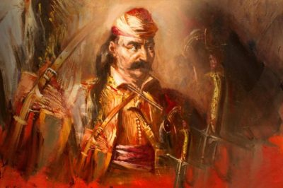 Ο Θ. Κολοκοτρώνης και οι Τουρκοπροσκυνημένοι
