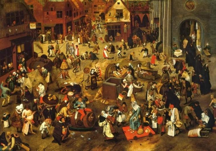 carnival in the Middle Ages (6)