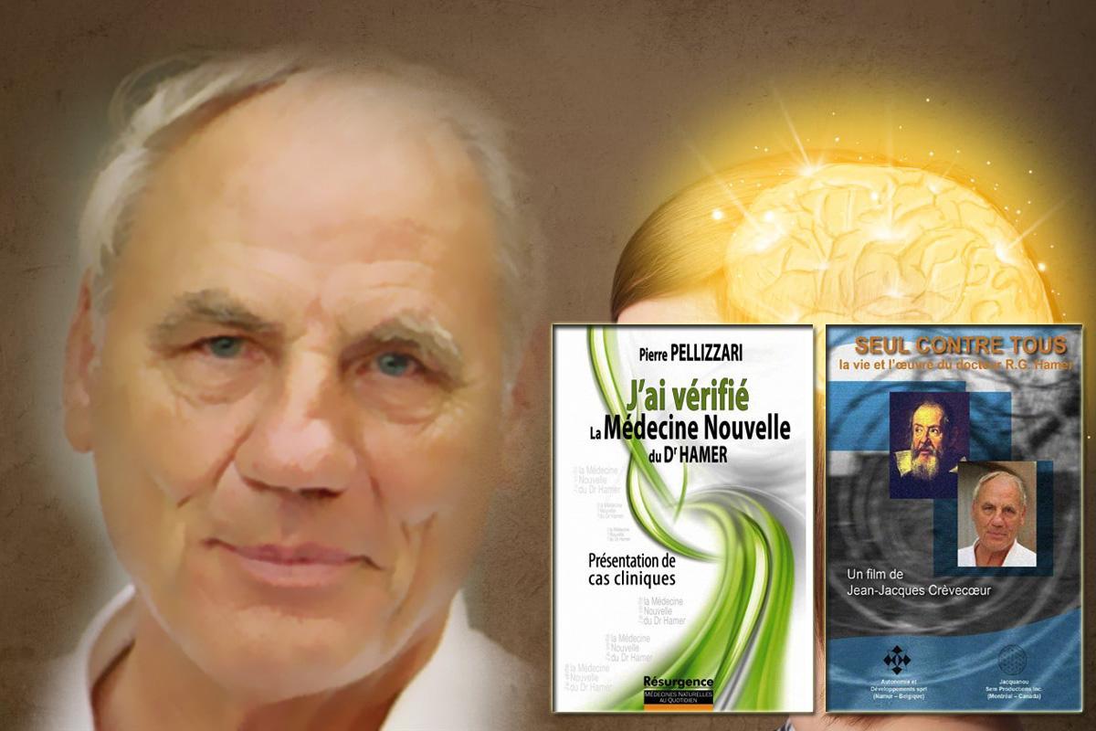 Ryke Geerd Hamer - la medecine nouvelle- German New Medicine- terrapapers -1