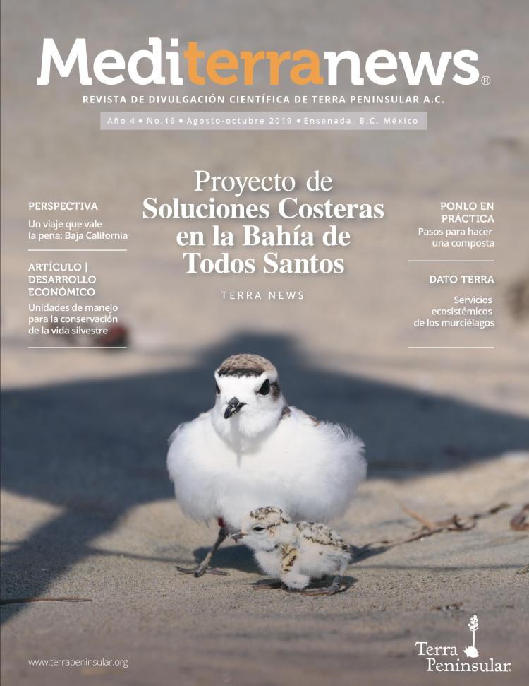 Revista Mediterranews Volumen 4 Número 16