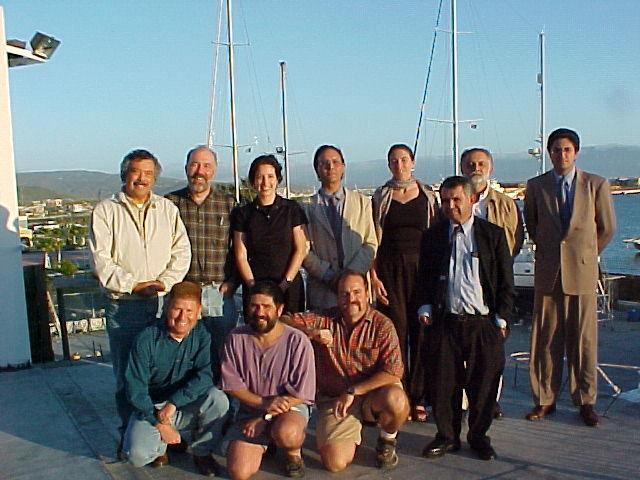 Fundación Terra Peninsular 20 de abril de 2001