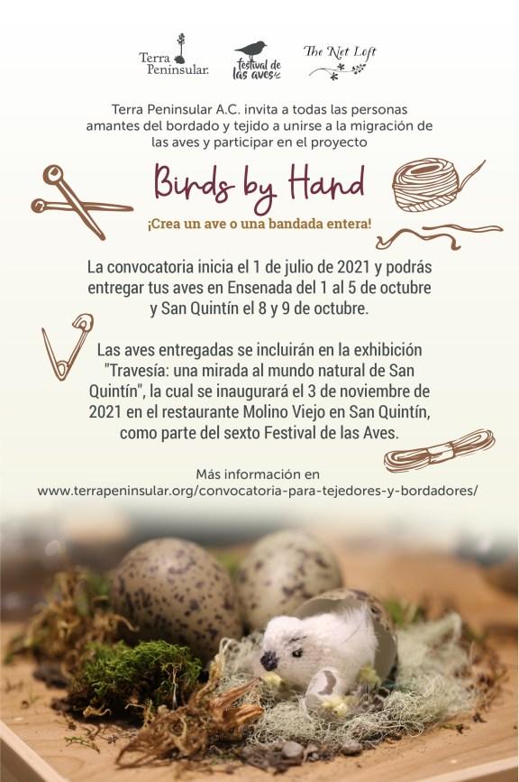 Birds by Hand 2021
