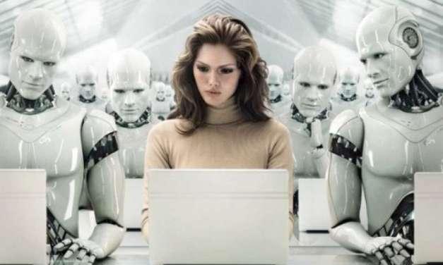 Che bel robot! Sembra un giornalista