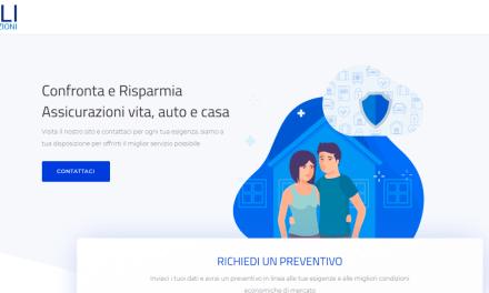 I Silli Assicurazioni è online