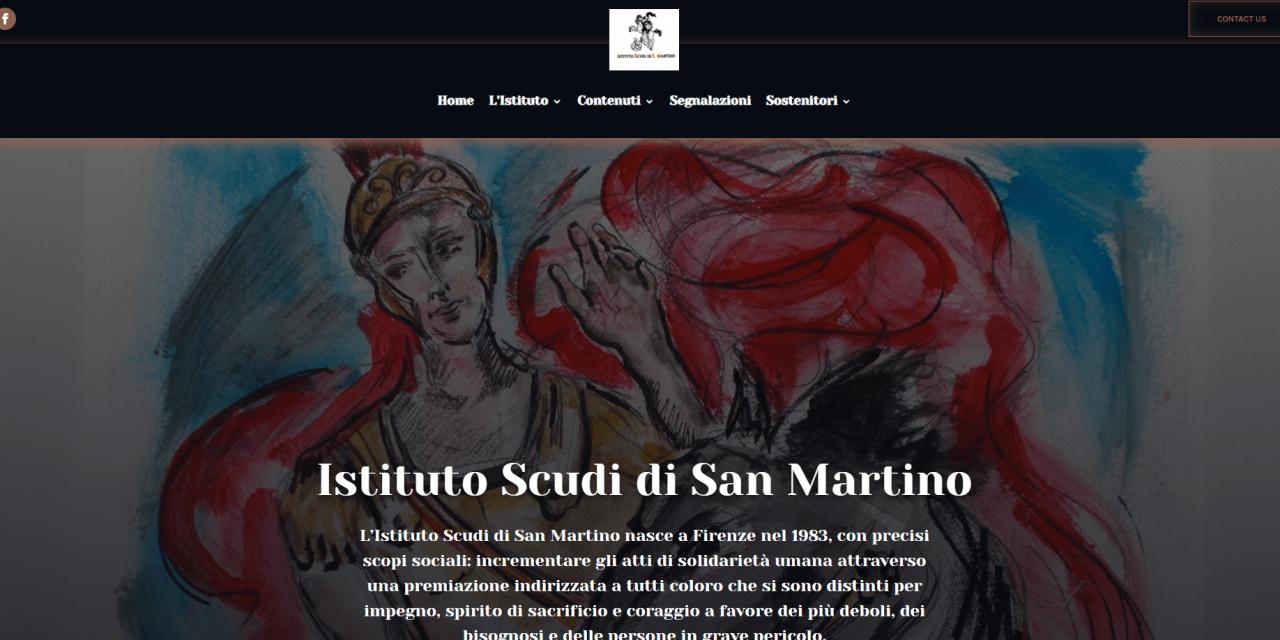 Restyling per l'Istituto Scudi di San Martino