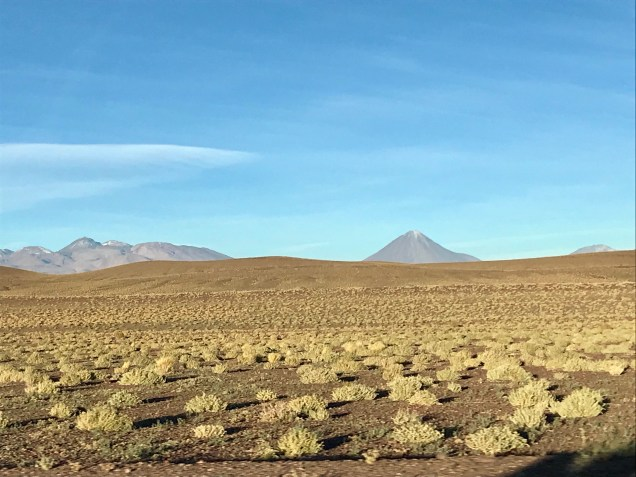 Tra Calama e San Pedro de Atacama