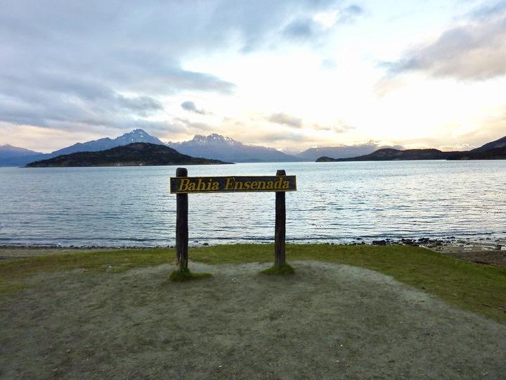 Bahia Ensenada - Parco Tierra del Fuego