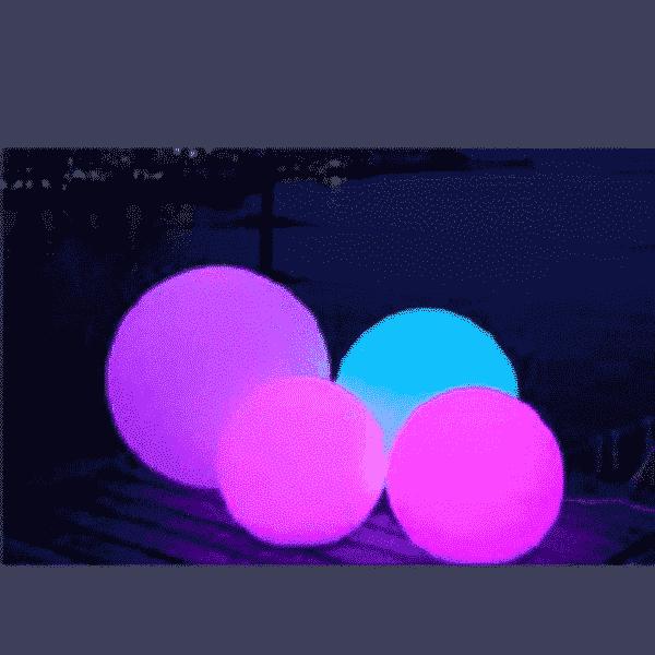 Bol verlicht RGB 3