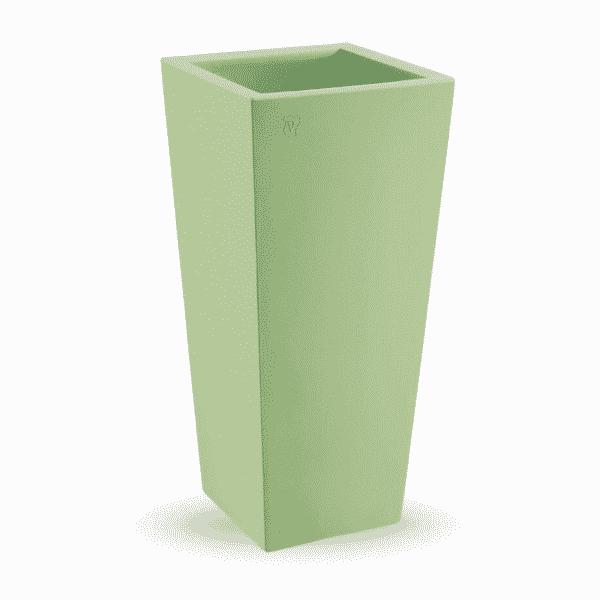 Genesis vierkant licht groen