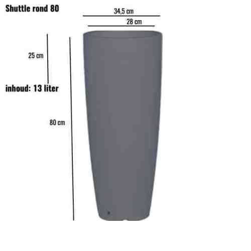 Shuttle rond