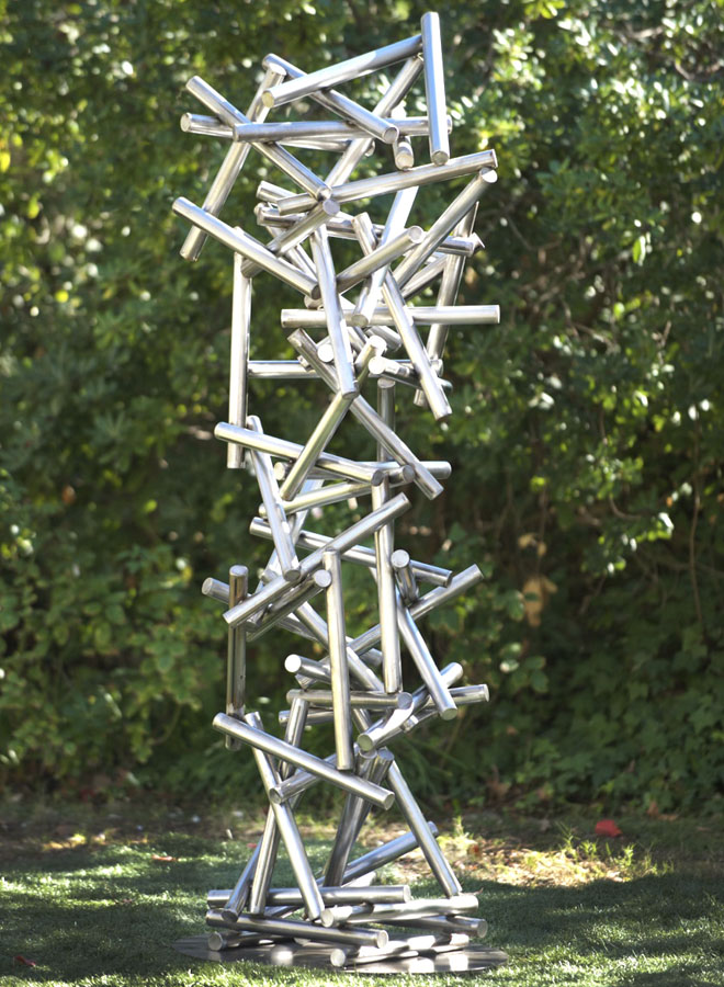 Adding New Sculptures to the Collection on Backyard Metal Art id=38865