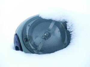 AC15 in snow