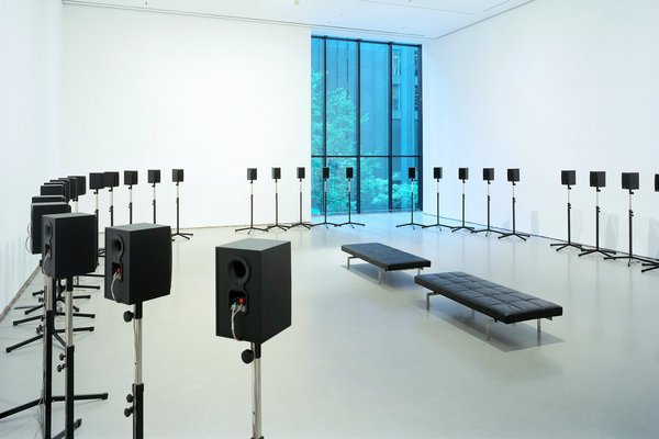 Sound design for museums and art installations