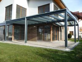 Terrassendach Holz   Individuelle Terrassendächer aus Holz